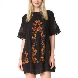 NWT FP Pretty Victorian Dress